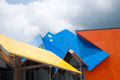 Biomuseum Frank Gehry