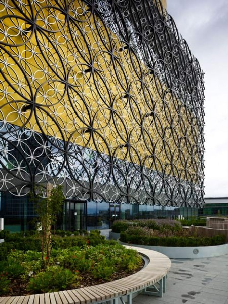 Library of Birmingham - Mecanoo Architects