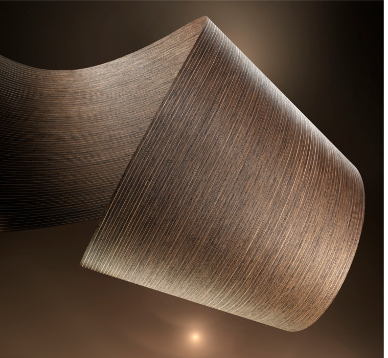 ALPI research creates SILVER RAIL: wood and metal together, in praise of light