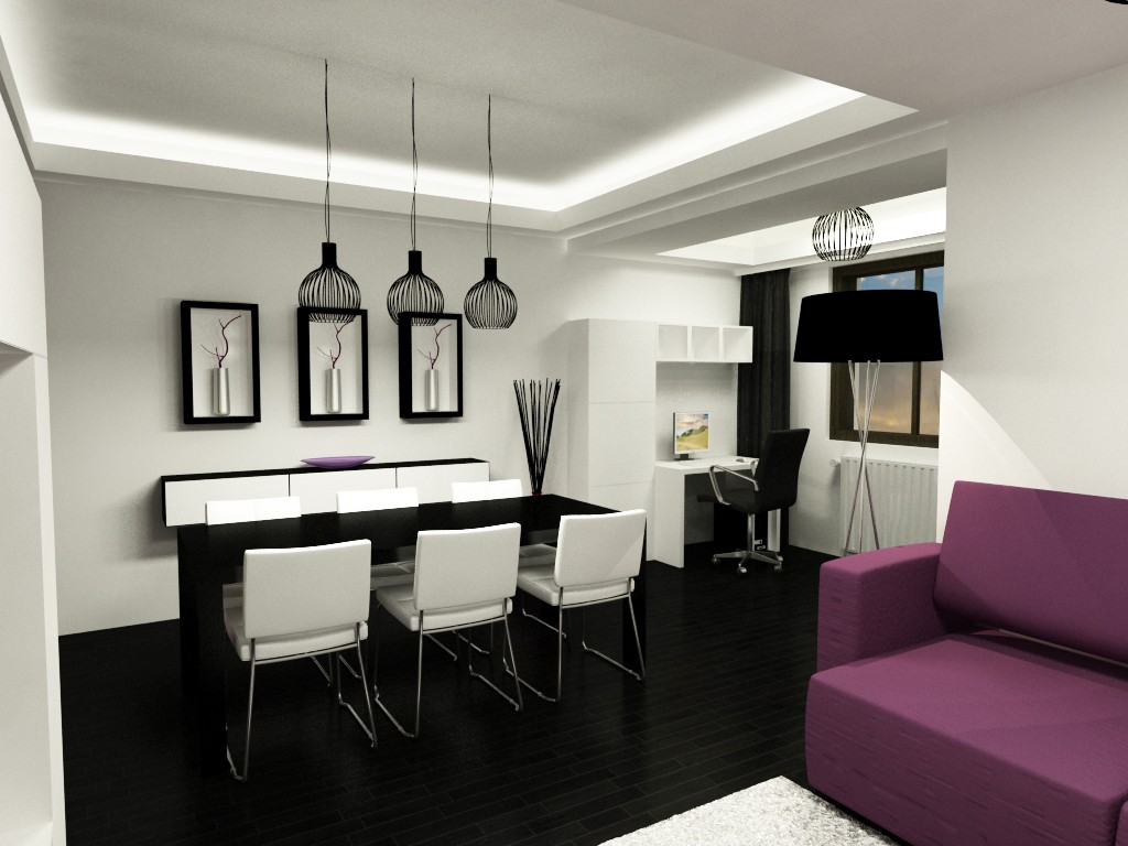 Funky Living Room Design Syncronia