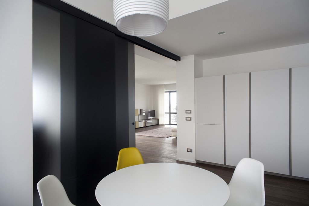 Residenza manageriale milano syncronia for Arredi 3ds