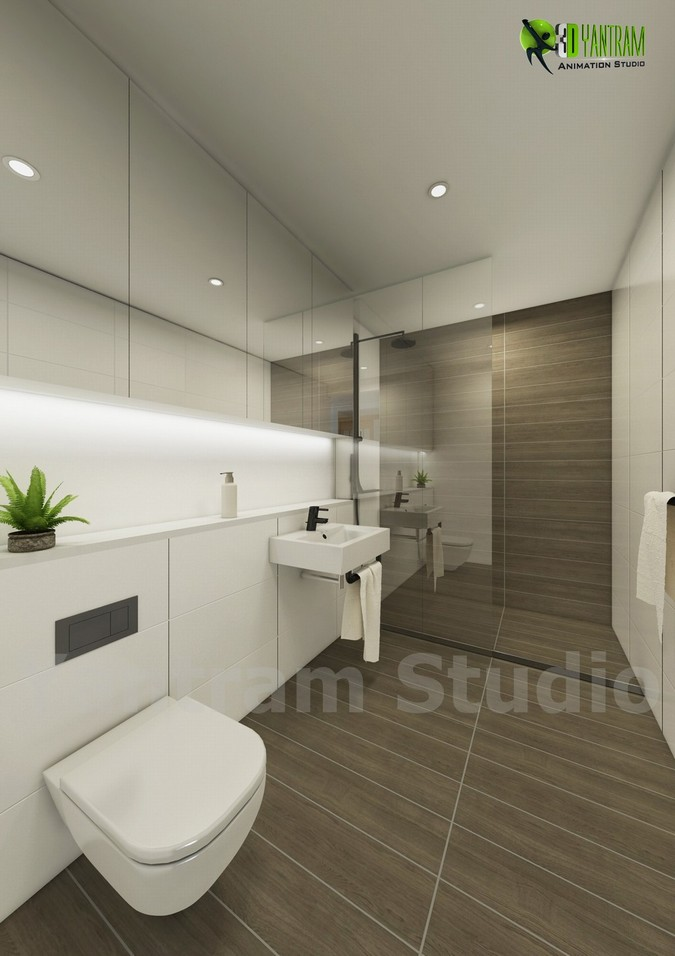 3D Interior Design Visualization