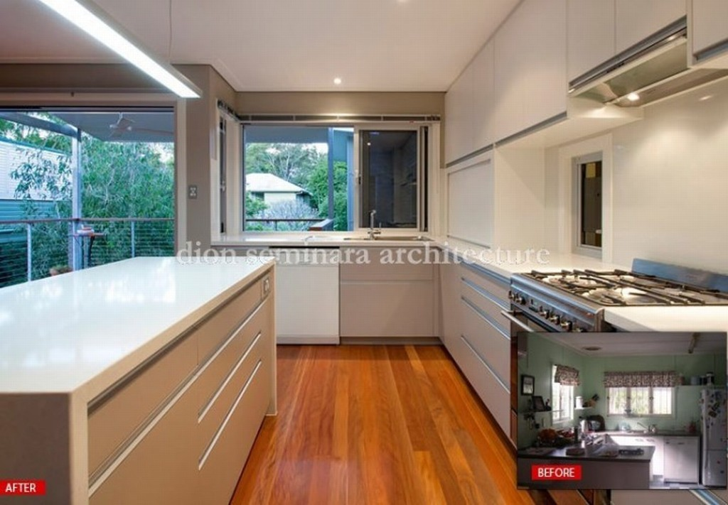 Indooroopilly home renovation syncronia for Kitchen design jobs brisbane