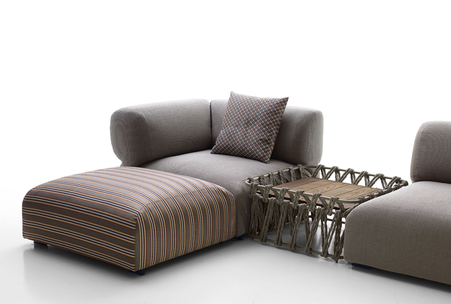 Download Bim Models Sofas B B Italia Charles Outdoor