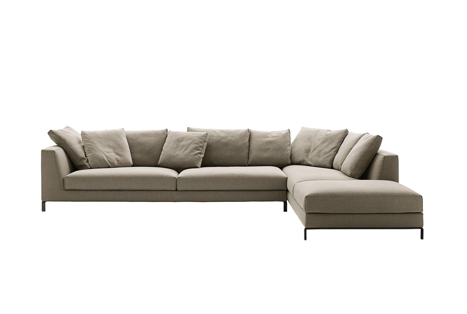 Ray b b italia download bim objects sofas for Bb itala