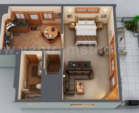Small House Floor Plan Design Ideas