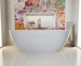 Aquatica Gloria Freestanding Bathtub