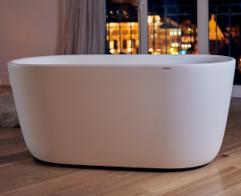 Aquatica Lullaby Mini Freestanding Bathtub