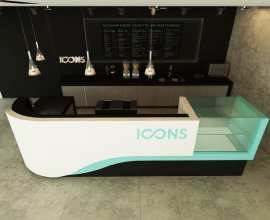 ICONS Cafe