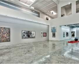 Art Gallery Interior