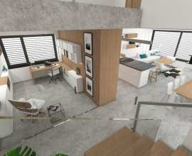 LISEN HOUSE | Interior study