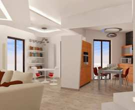Interior design - Villetta unifamiliare