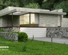 Architectural Design and Rendering