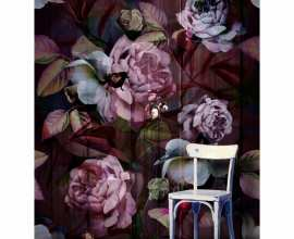 Kews Ghost Roses Mural by ATADesigns