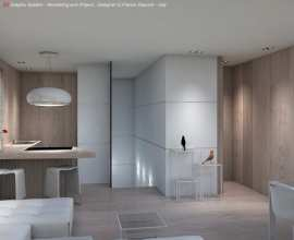 Restructuring. Apartment 56 sqm