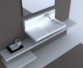Washbasins Pamplona washbasin 3D Models
