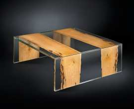 Oggetti BIM Tavolini COFFEE TABLE VENEZIA