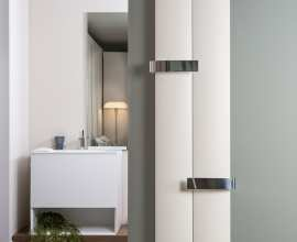 Radiators and decorative radiators Othello Twin Slim 3D Models