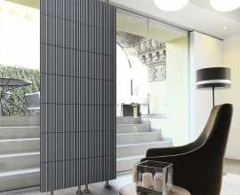 Radiators and decorative radiators Bamboo Evolution 3D Models