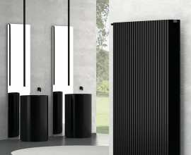 Radiators and decorative radiators Obliquo 3D Models