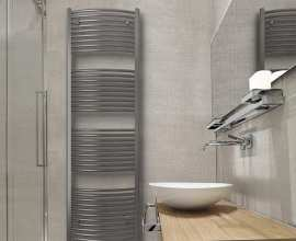 Radiators and decorative radiators Ravello 3D Models