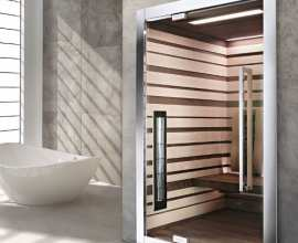 Saunas Sweet Collection - Sweet Sauna Infrared 3D Models