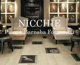 Parquet Nicchie by Fornasetti 3D Models