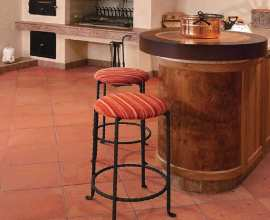 Terracotta floor tiles Cotto floor 3D Models