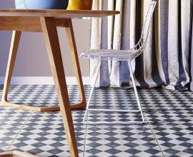 Flooring ceramics Queen 3D Models