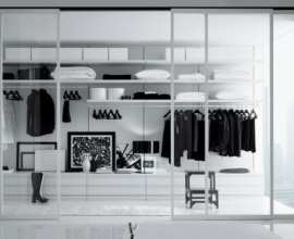 Wordbroses Walk-in Closet - Close 3D Models