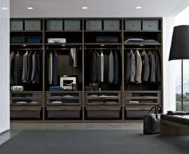 Wordbroses Walk-in Closet - Senzafine 3D Models