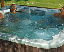 Small pools 613-614 hydrospa 3D Models
