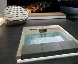 Oggetti BIM Mini piscine Hydrospa  Seaside 640