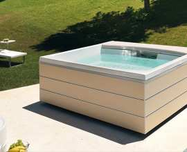 Oggetti BIM Mini piscine Hydrospa  Seaside 641