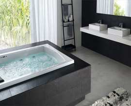 Bathtubs Bathtub Seaside for the bathroom 3D Models