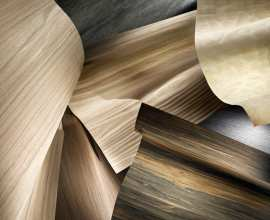 Wood coverings AlpiRobur 3D Models