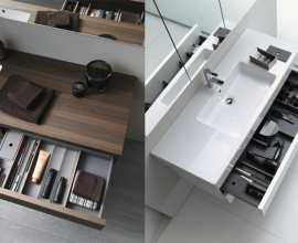 Bathroom furniture Delos 3D Models