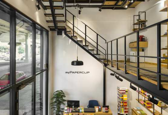 Stationary Experience Center | Mypaperclip Flagship Store