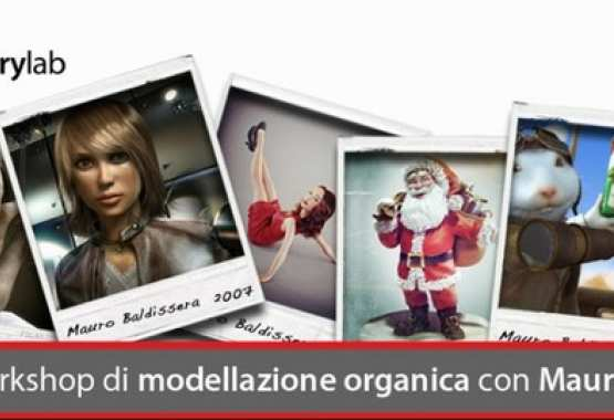 Workshop Modellazione Organica