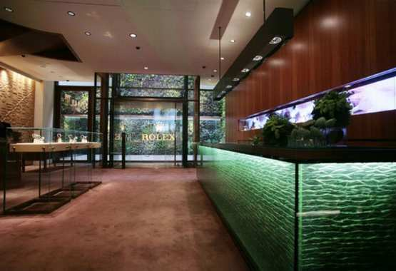 rolex flagship store Milano