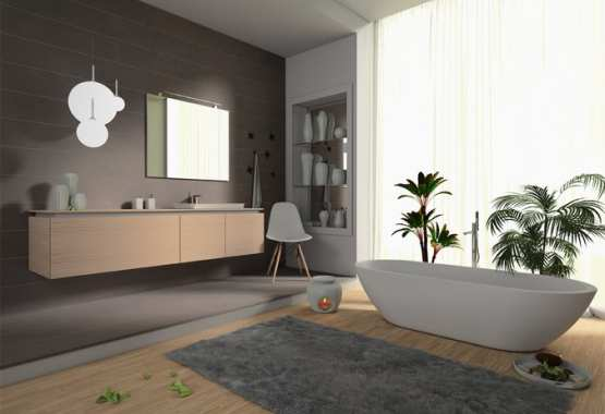 2D bath furniture