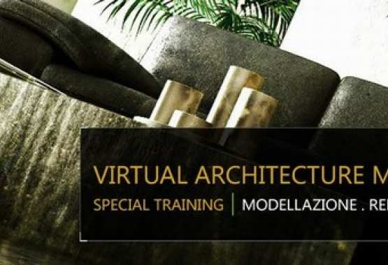 VIRTUAL ARCHITECTURE MASTER EDIZIONI - 2013