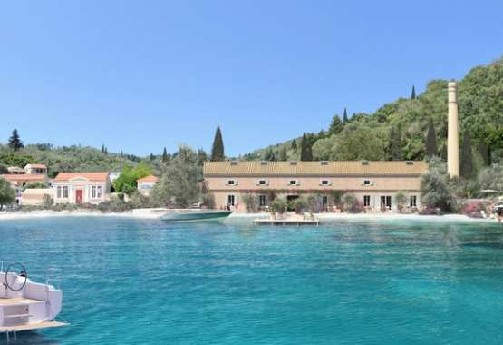Boutique Hotel in Paxos Island, Greece
