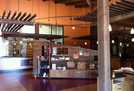 Tablas Creek VIneyard Tasting Room
