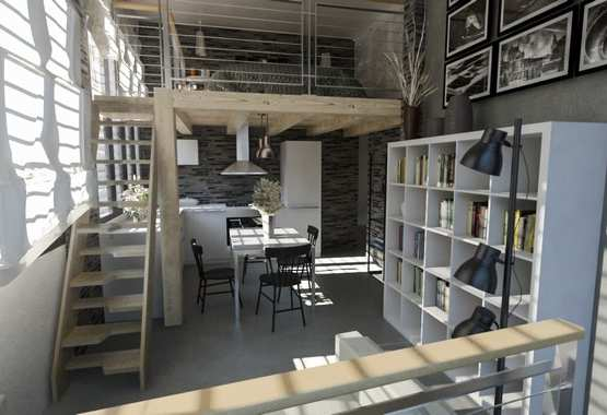 Mini Loft  - Milano
