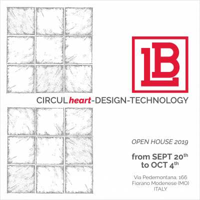LB BETWEEN CIRCULAR ECONOMY AND DESIGN – INVITATION TO OPEN HOUSE 2019