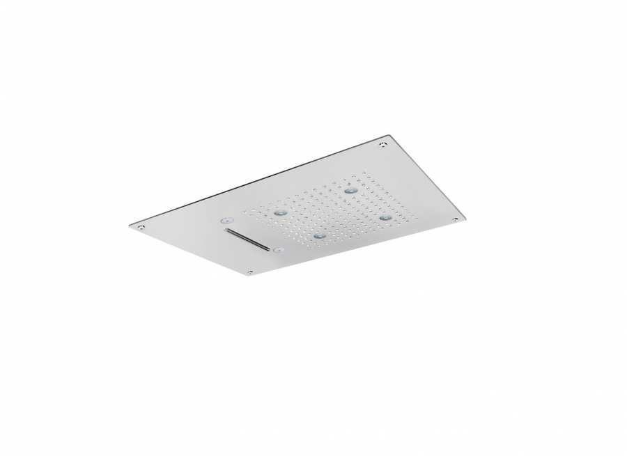 Aquaelite - Soffione a incasso a controsoffitto SF009 3D Model