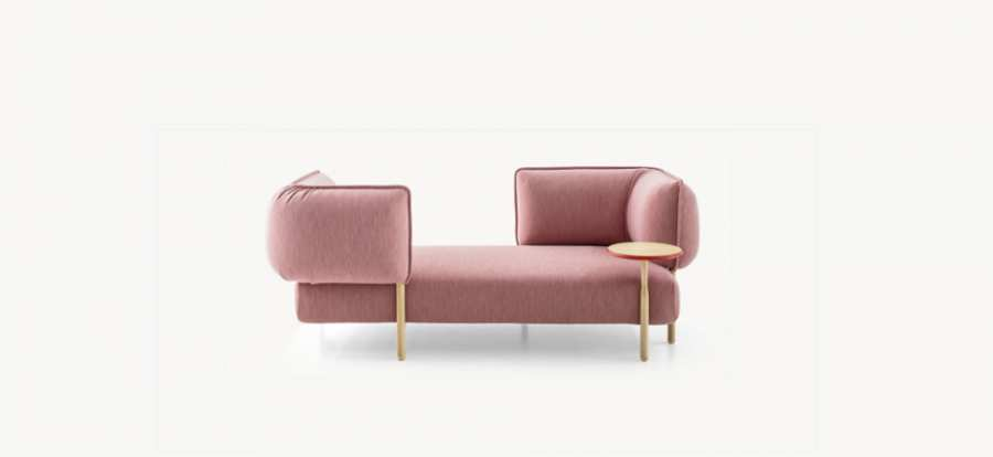 3D model Tender vis-a-vis sofa Moroso