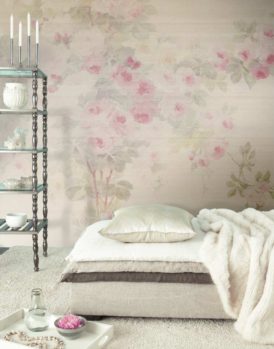 Jwall #One - Romantic Garden