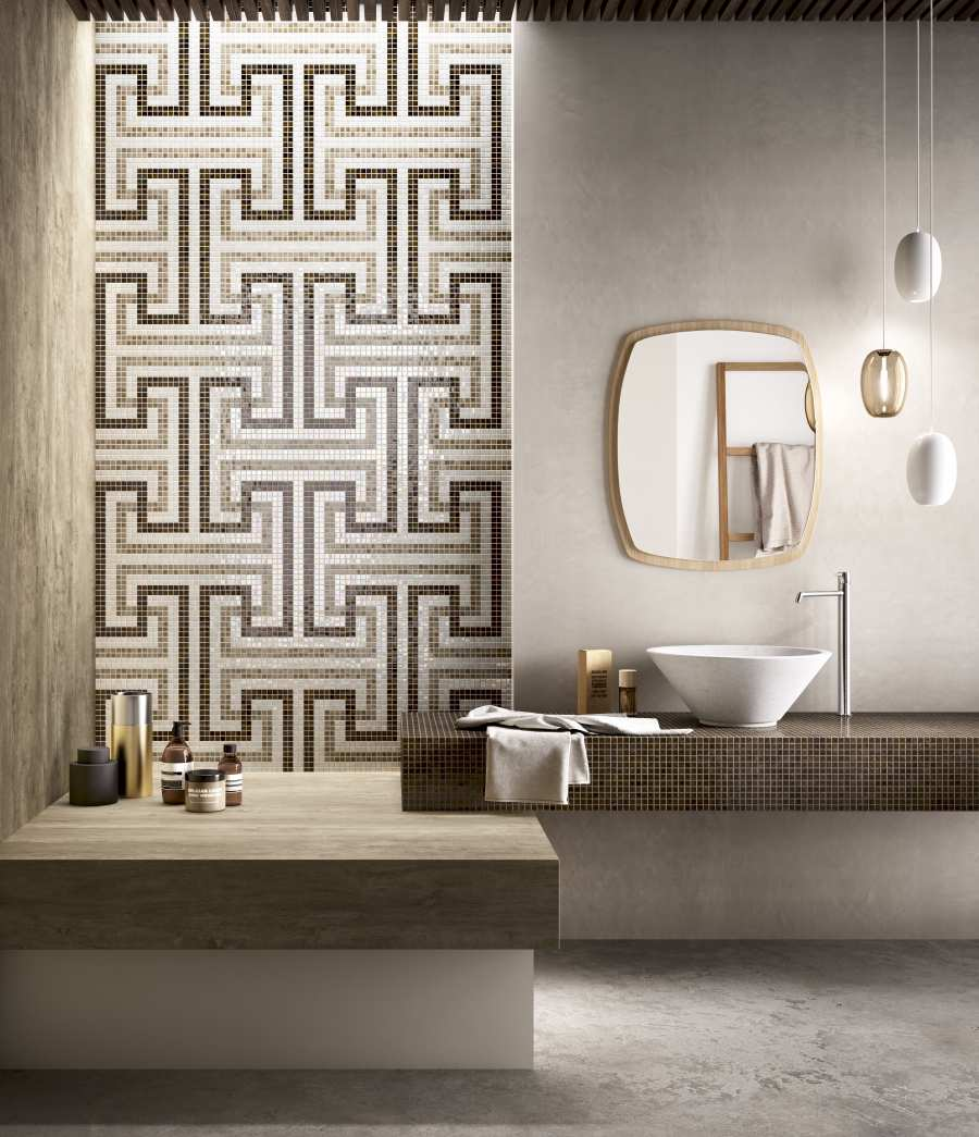 Decor Geometric - Labyrinth